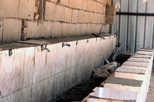 Sudan'da eski usül Kur'an Kursu 12