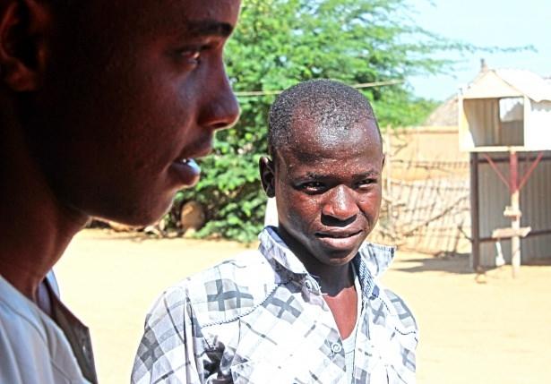 Sudan'da eski usül Kur'an Kursu 16