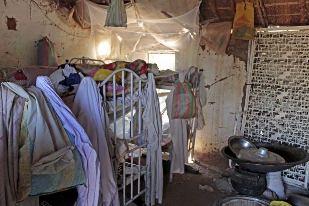 Sudan'da eski usül Kur'an Kursu 18