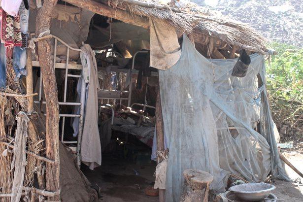 Sudan'da eski usül Kur'an Kursu 19