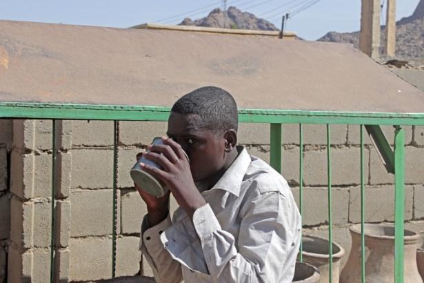 Sudan'da eski usül Kur'an Kursu 25