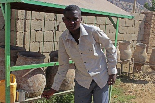Sudan'da eski usül Kur'an Kursu 26
