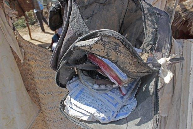Sudan'da eski usül Kur'an Kursu 29