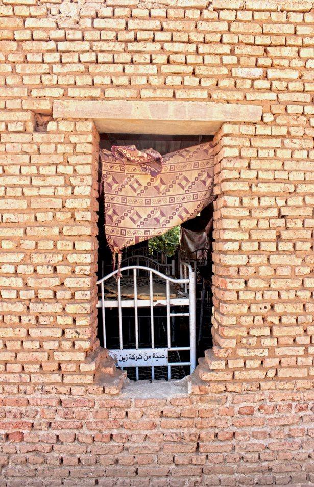 Sudan'da eski usül Kur'an Kursu 4
