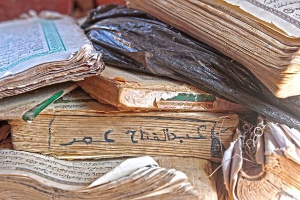 Sudan'da eski usül Kur'an Kursu 41