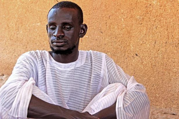 Sudan'da eski usül Kur'an Kursu 42