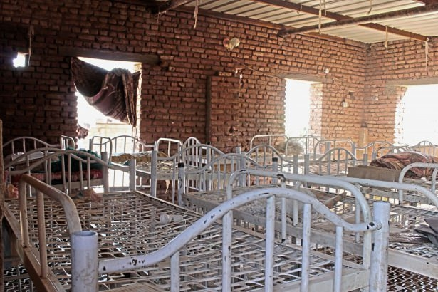 Sudan'da eski usül Kur'an Kursu 5