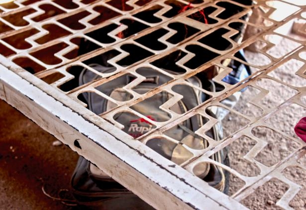 Sudan'da eski usül Kur'an Kursu 6