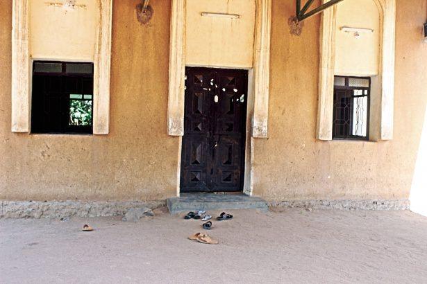 Sudan'da eski usül Kur'an Kursu 8