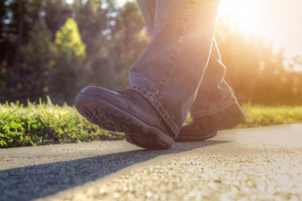 Yürümenin bilmediğiniz 20 faydası 12