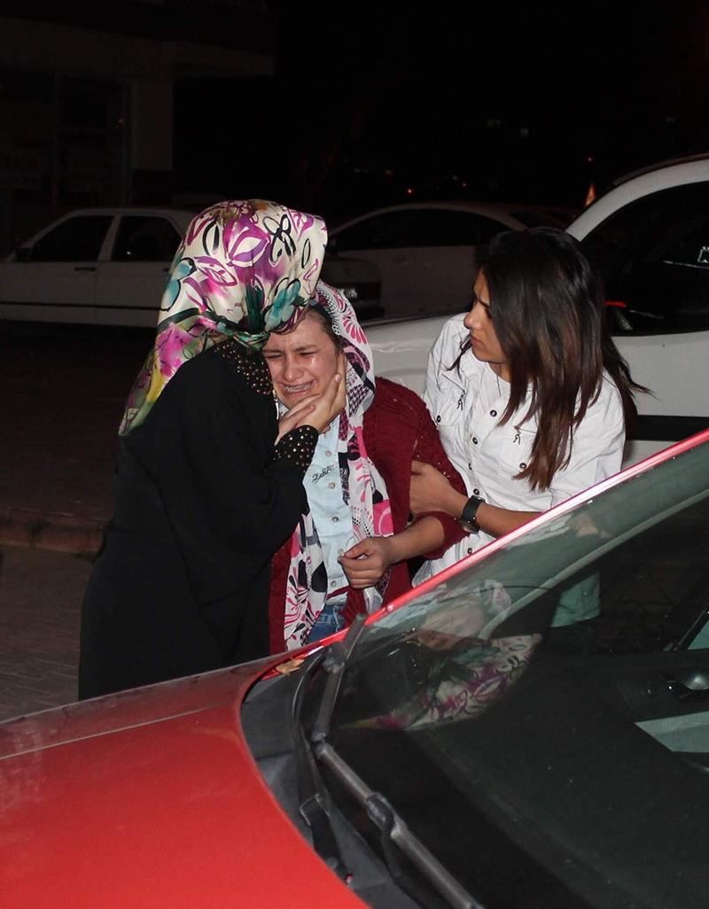 Konya'da silahlı soygun 2