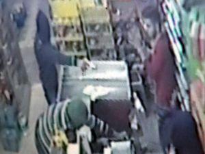 Konya'da silahlı soygun