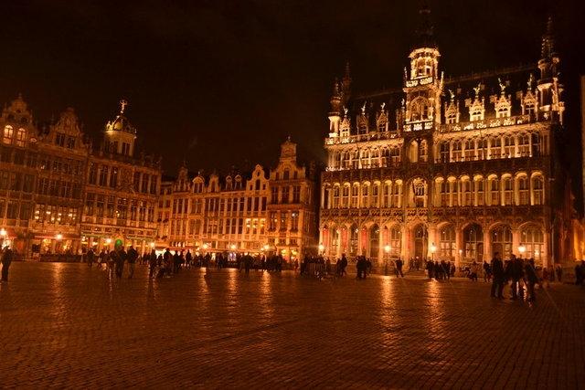 İşte Avrupa'nın kalbi 'Brüksel' 1