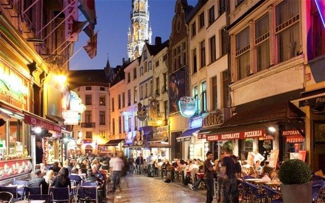 İşte Avrupa'nın kalbi 'Brüksel' 13