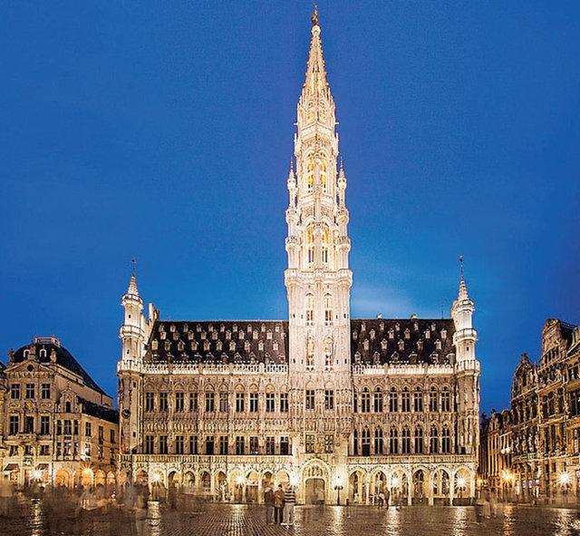 İşte Avrupa'nın kalbi 'Brüksel' 3