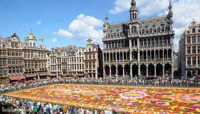 İşte Avrupa'nın kalbi 'Brüksel' 4