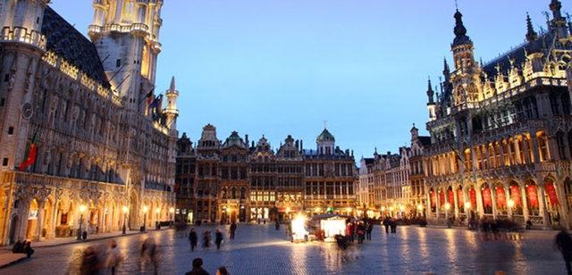 İşte Avrupa'nın kalbi 'Brüksel' 6