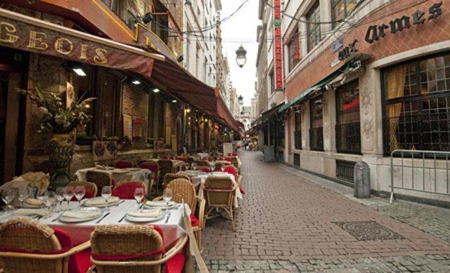İşte Avrupa'nın kalbi 'Brüksel' 9