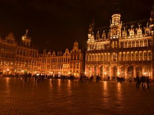 İşte Avrupa'nın kalbi 'Brüksel'