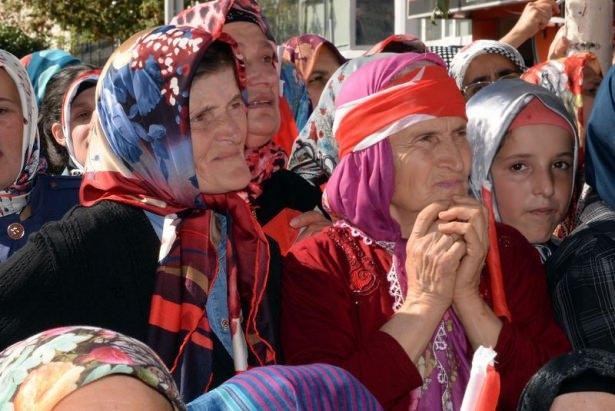 Cumhurbaşkanı'na Trabzon'da sevgi seli 10