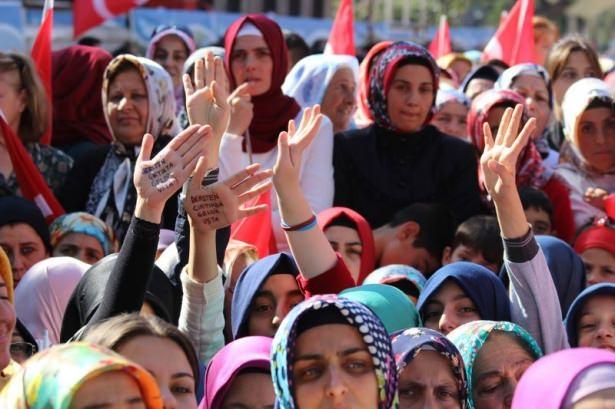 Cumhurbaşkanı'na Trabzon'da sevgi seli 17