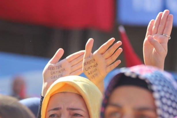 Cumhurbaşkanı'na Trabzon'da sevgi seli 18