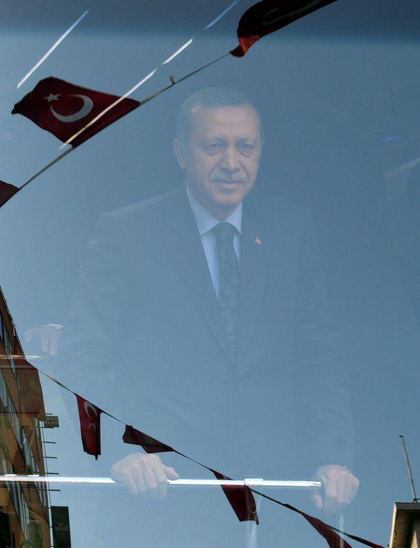 Cumhurbaşkanı'na Trabzon'da sevgi seli 2