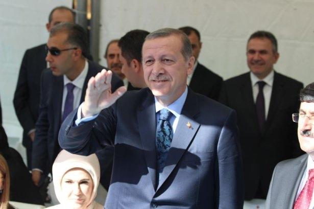 Cumhurbaşkanı'na Trabzon'da sevgi seli 29
