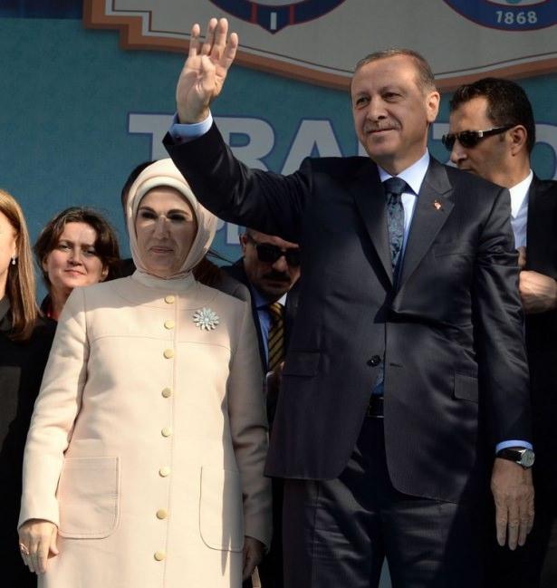 Cumhurbaşkanı'na Trabzon'da sevgi seli 33