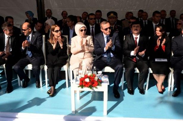 Cumhurbaşkanı'na Trabzon'da sevgi seli 36