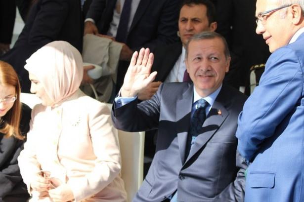 Cumhurbaşkanı'na Trabzon'da sevgi seli 40
