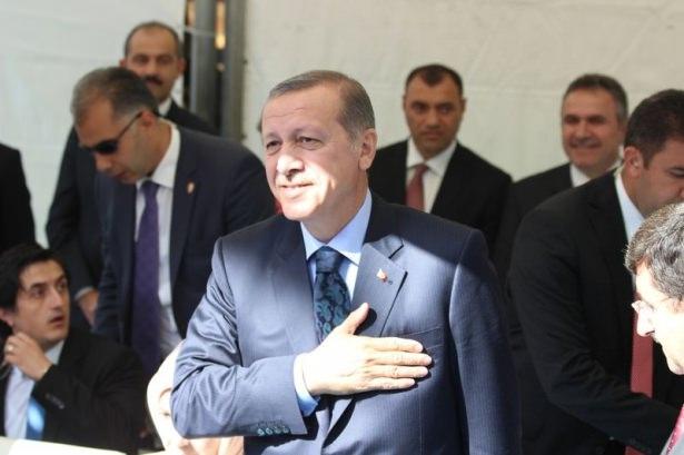 Cumhurbaşkanı'na Trabzon'da sevgi seli 6