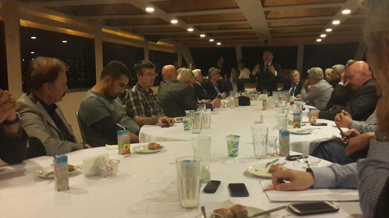 Gizli toplantıda fotoğraflar 2