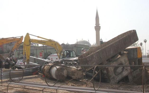 Adana'da korku filmi gibi kaza: 1 ölü 2