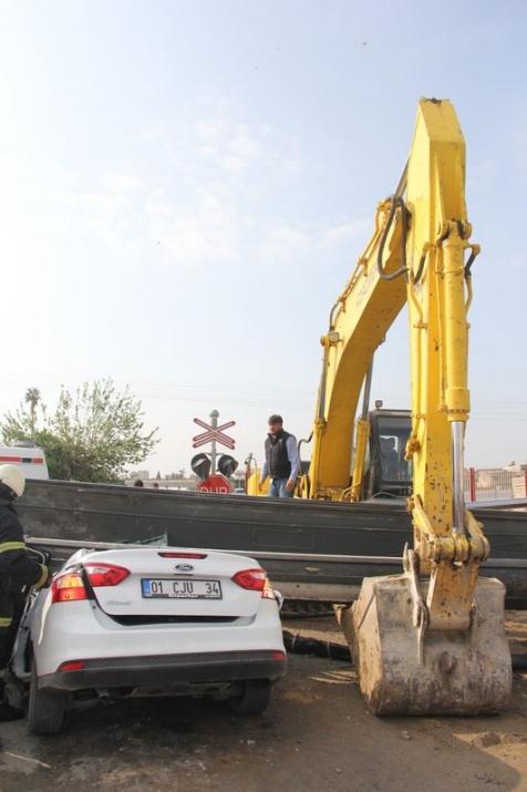 Adana'da korku filmi gibi kaza: 1 ölü 5