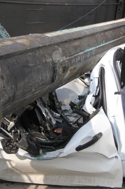 Adana'da korku filmi gibi kaza: 1 ölü 6