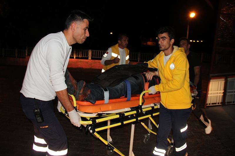 Sivas'ta polis otobüsü devrildi: 3 şehit 10