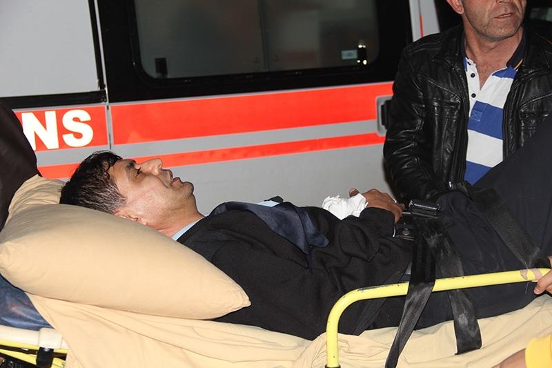 Sivas'ta polis otobüsü devrildi: 3 şehit 11
