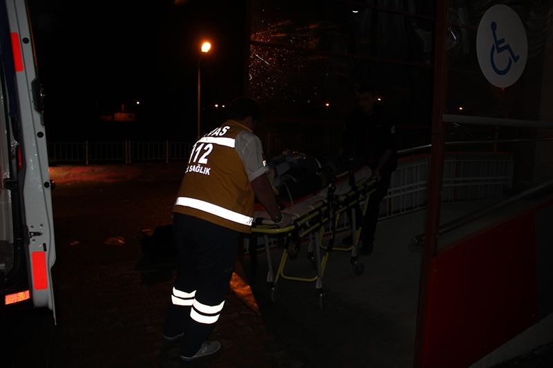 Sivas'ta polis otobüsü devrildi: 3 şehit 18