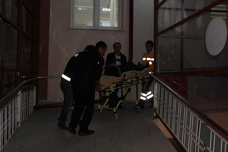 Sivas'ta polis otobüsü devrildi: 3 şehit 2