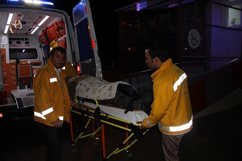 Sivas'ta polis otobüsü devrildi: 3 şehit 20