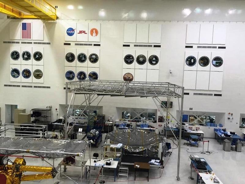 NASA kapılarını halka açtı 2