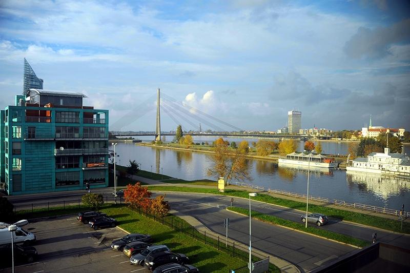 Riga'da Sonbahar 1