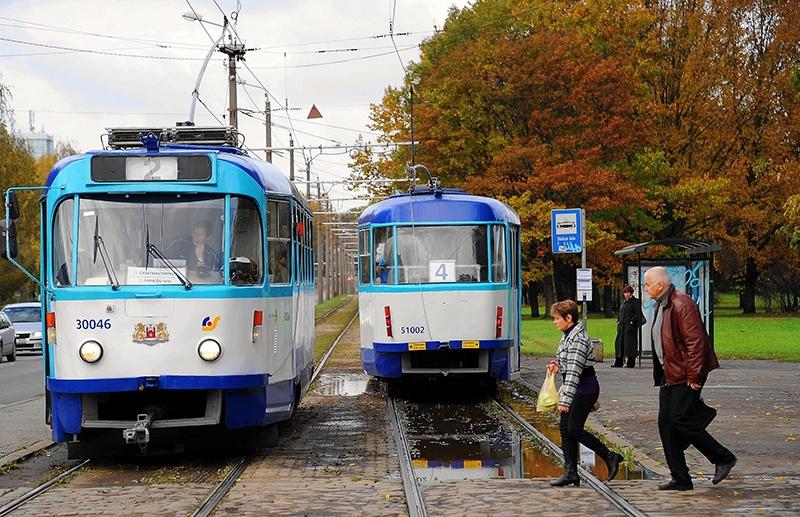Riga'da Sonbahar 10