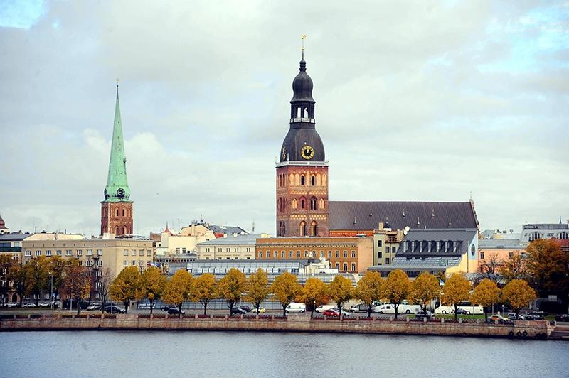 Riga'da Sonbahar 11