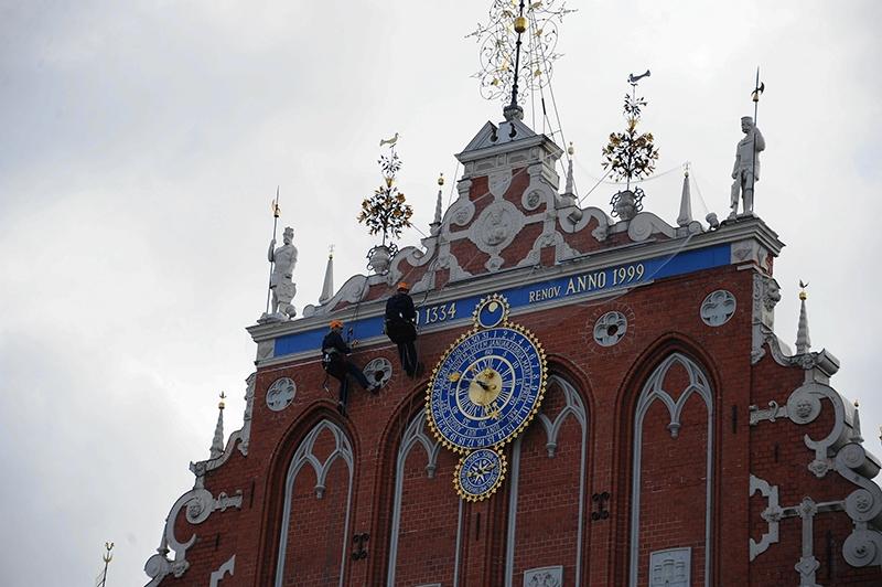 Riga'da Sonbahar 12