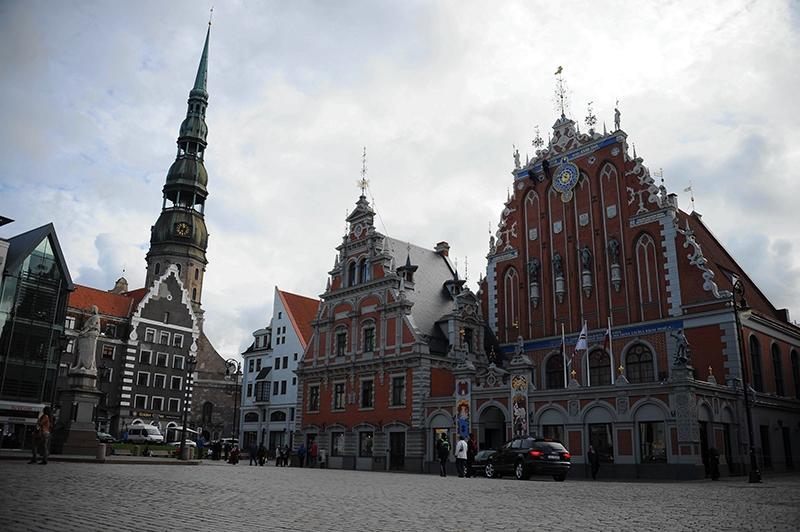 Riga'da Sonbahar 13