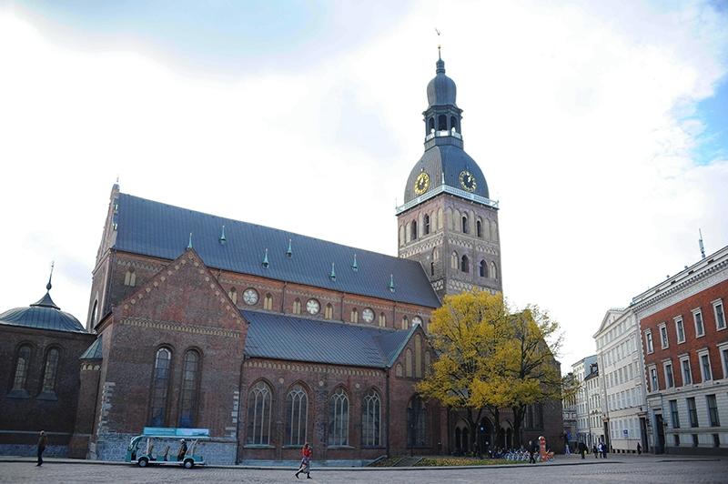 Riga'da Sonbahar 14