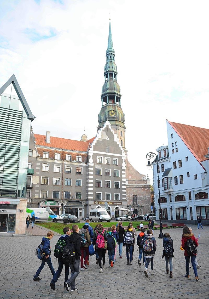 Riga'da Sonbahar 15