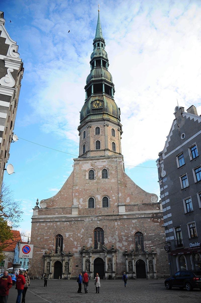 Riga'da Sonbahar 16